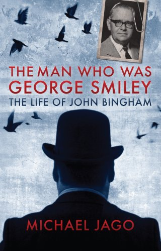 Michael Jago, author of The Man Who Was George Smiley