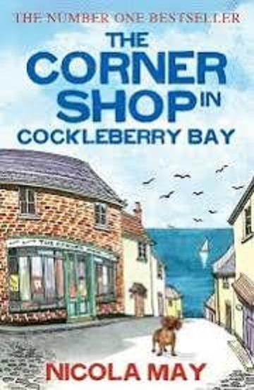 Nicola May, author of The Corner Shop in Cockleberry Bay