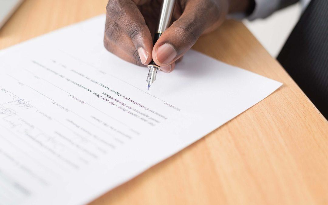 Book Contract Negotiation